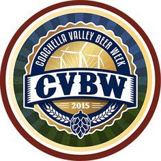 New Untappd Badge: Coachella Valley Beer Week (2015)