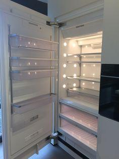 Brede koelkast