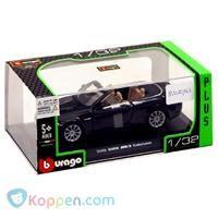 Burago luxe race auto -  Koppen.com