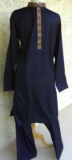 Men's casual styled Pakistani Shalwar Kameez
