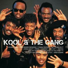 Kool & the Gang are an American jazz, R&B, soul, funk and disco group… Music Icon, Soul Music, Music Love, Music Is Life, Pop Rock, Rock And Roll, Get Down On It, Jungle Boogie, Musica Pop