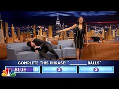 The Tonight Show Starring Jimmy Fallon: Fast Family Feud with Taraji P. Henson
