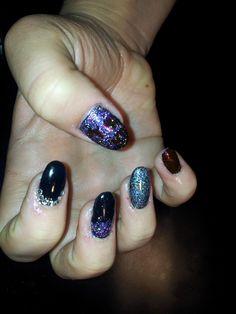 Bufferfly Nails