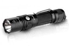 Fenix PD35 TAC Tactical Edition LED Flashlight, Black, 1000 Max Lumens