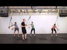 Fitness Friday: TRX For Golfers: The Loop : Golf Digest