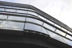 #Fachada de #vidrio (2) en #Dublin http://arquitecturadc.es/?p=9322 #arquitectura en #detalle.