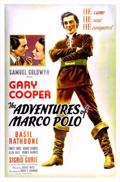 The Adventures of Marco Polo-1938