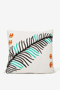 Aelfie Jungle Eyes Pillow #pillow #homedecor