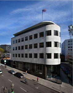The Reserve Building - Portland OR - Architect Pietro Belluschi, circa-1950.