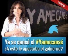 Ya se cansó el #Yamecansé ¿A esto le apostaba el gobierno? | SDP Noticias