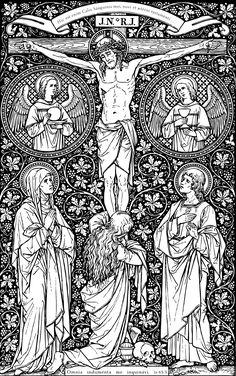 Catholic Art, Religious Art, Bibel Journal, Religion, Christ The King, Religious Pictures, Biblical Art, Sacred Art, Bible Art