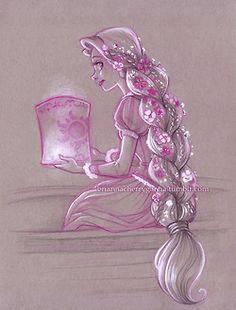 Rapunzel by Brianna Garcia