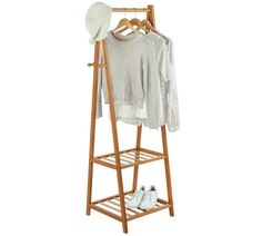 Buy Collection Belvoir Bamboo Half Size Clothes Rail at Argos.co.uk, visit Argos.co.uk to shop online for Hanging rails, Bedroom furniture, Home and garden