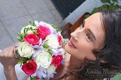 Ramo Novia / Bride Bouquet / Ideas Matrimonio / Wedding ideas Bride Bouquets, Wedding Ideas, Crown, Fashion, Wedding Bouquets, Boyfriends, Bridal Bouquets, Moda, Corona