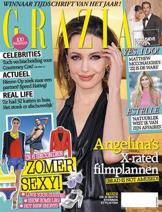 Tijdschrift van het jaar! #Grazia #tijdschrift.nl