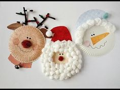 60 christmas decorations using paper plates-christmas craft - paper plate angel - paper plate craft