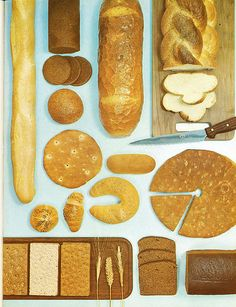 Bread And Rolls On   -  Buamai, Where Inspiration Starts.