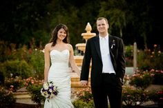 Wedding at Leu Gardens in Orlando FL