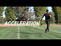 4 Ways To Improve Acceleration Rugby Drills, Soccer Drills For Kids, Speed Workout, Football Workouts, Runner Tips, Speed Drills, Run 2, Speed Training, Soccer Training