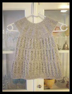 En kjole.