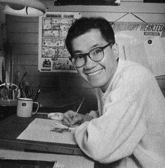 Akira Toriyama : Manga artist, Game artist (Japan) --- Dragon Ball, Dr.Slump(Manga), Dragon Quest(Game)