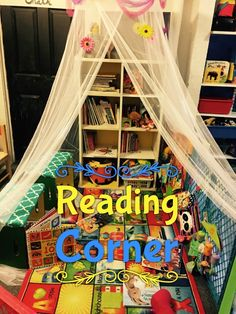 Little House Day Care Cozy Reading Rooms, Care Organization, Home Libraries, Day, House, Home, Homes, Houses