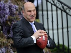Gary Cohn is reportedly the top pick to take over for Janet Yellen as Federal Reserve chair - National Economic Council director and President Donald Trump's top economic advisor, Gary Cohn, is the leading candidate to take over the top job at the Federal Reserve,according to a report from Politico.  Politico's Ben White and Victoria Guida said Tuesday that if Cohn wants the job currently occupied by Chair Janet Yellen, it's his to take, according to four sources close to the replacement…