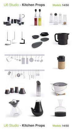 Vray Tutorials, Studio Kitchen, Creative Studio, Small Groups, Kitchen Accessories, Maps, Software, Kitchen Appliances, Content