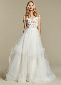 Bridal Gowns, Wedding Dresses by Blush by Hayley Paige - Style 1600 HALO ::: $2025 --- COMING SOON!