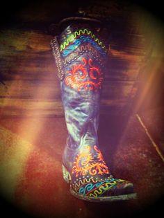 Cowboy Boots at http://www.rivertrailmercantile.com