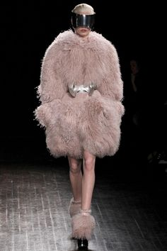 Alexander McQueen Fall/Winter 2012/2013