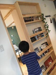 Interior Living Room Design Trends for 2019 - Interior Design Small Space Interior Design, Small Apartment Design, Office Interior Design, Hidden Spaces, Hidden Rooms, Panic Rooms, Tiny Living Rooms, Kitchen Cabinet Styles, Secret Rooms
