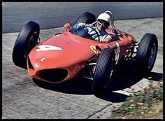 Phil Hill F1