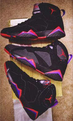 #Nike Air #Jordan 7