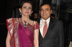 Mukesh And Nita Ambani's Luxurious Lifestyle http://www.thatsgoofy.com/mukesh-and-nita-ambanis-luxurious-lifestyle/