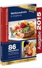 Gutscheinbuch Wetteraukreis & Umgebung