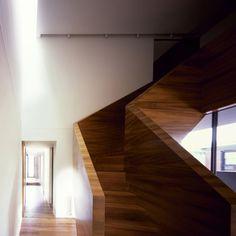 57 Tivoli Road by b.e. Architecture #interior #staircases