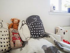 Kids room - Pillows - Photo Diaries