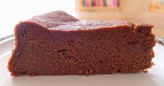 gâteau-mousse au chocolat - Recette Facile