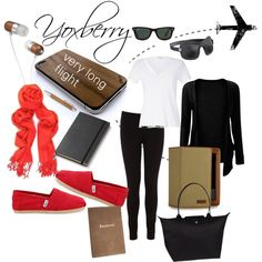 LONG FLIGHT by yoxberry24 on Polyvore