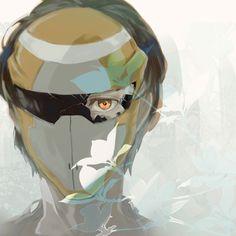 Zankyou no Terror, fan art Twelve Sphinx