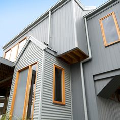 Exterior Cladding On Pinterest Corten Steel Cement And Fiber Cement