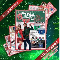 ¿Sabías que disponemos de un catálogo con más de 100 páginas de detalles para regalar a tus clientes?  ¡¡Vas tarde!! ¡¡entra en nuestra web y descárgalo!!  👉👉http://tomapublicidad.com/campa%C3%B1as/preparate-para-la-navidad/catalogo-navidad/