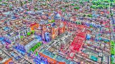 ♡Templo De San Jose♡ ●NOCHISTLAN ZAC.● Vista Panoramica. #alegresportradicion #caxcanesporfortuna