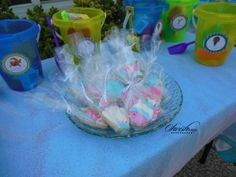 Bubble Guppies Birthday Party Printables and Cookie Favors