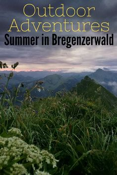The best Summer Adventure in Austria! An ultimate guide to things to do in Bregenzerwald, a stunning region in Vorarlberg, Austria. Adventure, adrenaline and lots of fun. How to choose the best hotels in Bregenzerwald, where to eat and travel tips to get around. via @loveandroad