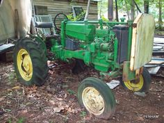 Awesome antique John Deere Tractor!