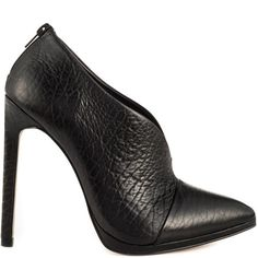 Kahoe - Black Leather by Aldo
