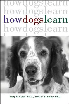 How Dogs Learn (Howell reference books) by Mary R. Burch, http://www.amazon.com/dp/0876053711/ref=cm_sw_r_pi_dp_zCz8rb157MACR