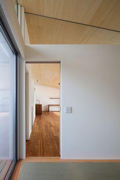 設計事務所アーキプレイス 桜並木と暮らす家 和室